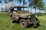 Willys M38 1952 Military Jeep met Canvas Huif Te Koop ,For Sale, Zum Verkauf